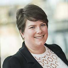Caroline Carr, Partner BTO Solicitors LLP